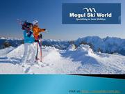 Best Ski Holiday Destination in the World