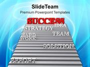 Image_Of_Stairway_To_Success_PowerPoint_Templates_PPT_Themes_And_Graph