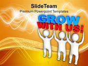 Persons_Join_Force_To_Lift_Grow_With_Us_PowerPoint_Templates_PPT_Theme