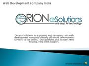 Web Development Company India | Web design company india