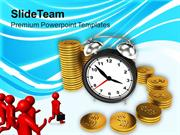 Time_Is_Money_Concept_Finance_PowerPoint_Templates_PPT_Themes_And_Grap