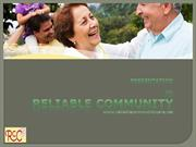 RCC- Delivering Reliable Elderly Care