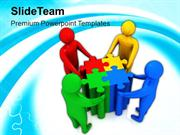 3d_Team_Solving_Puzzles_PowerPoint_Templates_PPT_Themes_And_Graphics_0