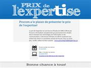Presentation Prix de l&#39;expertise