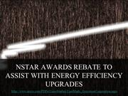 NStar awards rebate to assist with energy efficiency upgrades