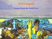 Gauguin South Seas 02f