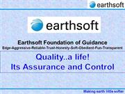 32-4 - Earthsoft - Full and Full - Quality in Software Organisation