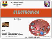Conociendo un poco mas de Electrnica.