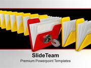 Be_Different_Concept_With_Security_PowerPoint_Templates_PPT_Themes_And