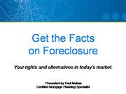 Discovery Live - Forclosure & Short Sale