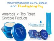Hydroxatone Gifts Sets For ThanksGiving