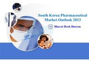 South Korea Pharmaceutical Market Outlook 2013