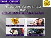 car title loans florence-firestone