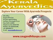 Explore Your Career With Ayurveda Prospects