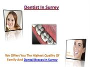 Dentist In Surrey