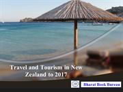 Travel and Tourism in New Zealand to 2017