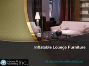 Details about inflatable lounge furniture