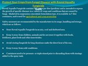 Protect Your Crops from Fungal Disease with Rovral Aquaflo Fungicide