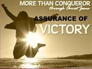 Assurance of victory v1