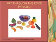 ART THROUGH THE FOOD PYRAMID