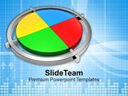 Illustration Figure Polygraphic Target PowerPoint Templates PPT Themes