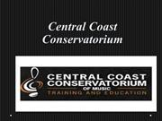 Music School in Central Coast Conservatorium.