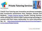 Math Tutors in Los Angeles