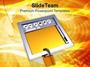 Secure Internet Browser Internet PowerPoint Templates PPT Themes And G