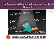 CGI Home Insurance Policy to Save Money