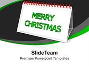 Merry Christmas Business PowerPoint Templates PPT Themes And Graphics
