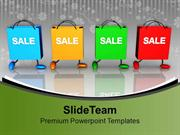 Sale Discount Shopping Bags PowerPoint Templates PPT Themes And Graphi