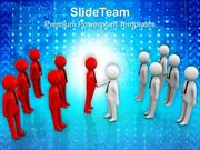 Communication Concept Team Business PowerPoint Templates PPT Themes An