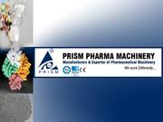 Prism Pharma Machinery:Roto Cone Vacuum Dryer RCVD, Paddle Mixer Dryer