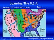 Learning The USA L13 TEST Slide Show