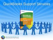 QuickBooks Support Services - RTCS