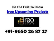 Ireo Upcoming Projects In Gurgaon Call +91-9650268727
