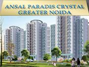 Book-Ansal Paradise Crystal Greater Noida@9999684955