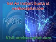 Accounts Receivable Finance