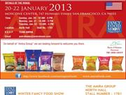 AMIRA G FOODS LIMITED, UK