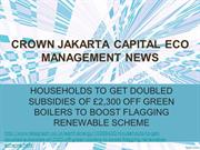 Crown Capital Eco Management Jakarta News