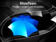 Standout From Crowd Business PowerPoint Templates PPT Themes And Graph