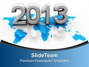 New Year 2013 Celebration Party Time PowerPoint Templates PPT Backgrou