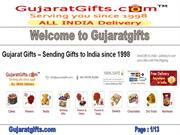 Sending Gifts to India with Online Gifts Delivery Cities in India