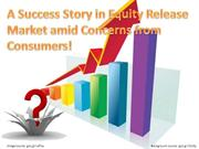 Concerns amid Growth in Equity Release Market