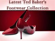 Latest Ted Baker's Footwear Collection