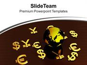 Global Currencies Business PowerPoint Templates PPT Themes And Graphic