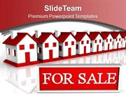 House For Sale Real Estate PowerPoint Templates PPT Themes And Graphic