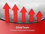 Increase In Business Levels Globe PowerPoint Templates PPT Themes And