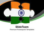 Indian Jigsaw Puzzle PowerPoint Templates PPT Themes And Graphics 0113