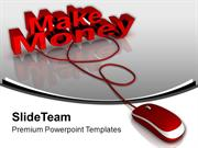 Make Money Online Internet PowerPoint Templates PPT Themes And Graphic